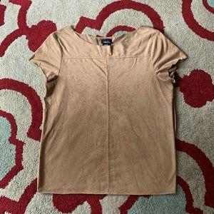 Rue 21 Velvet Tassel Shirt